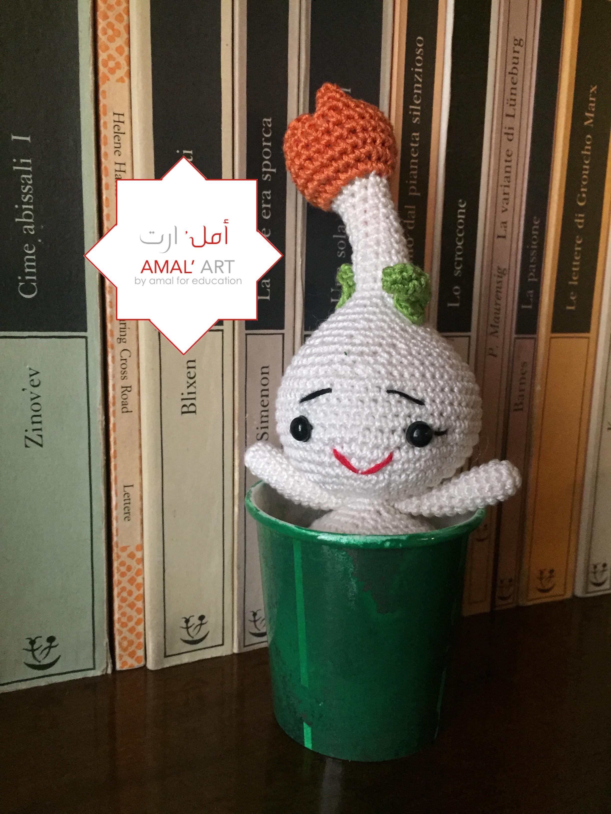 """Ghiras Al-Amal """"Germogli di speranza"""""""