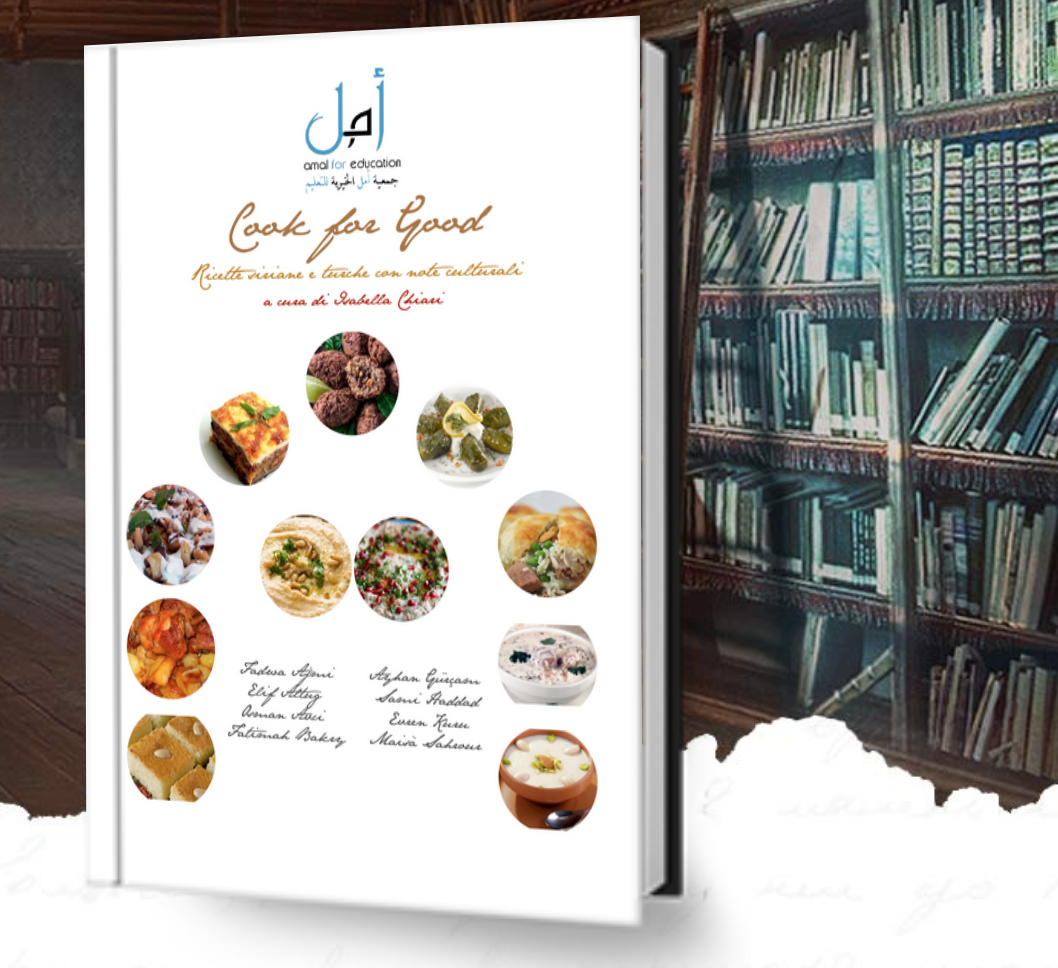 Cook for Good. Ricette siriane e turche con note culturali - il libro